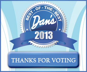 Dan's Best of the Best 2013