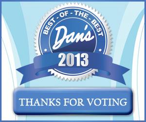 Dan's Best of the Best 2013